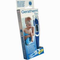 Geratherm Fieberthermometer Flex Digital Mit Flexibler Spitze 1 Stück