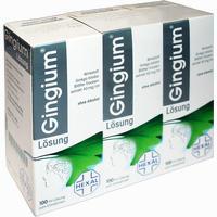 Gingium Lösung 3X100 ml