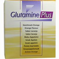 Glutamine Plus Orange  Pulver 30X22.4 g
