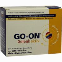 Abbildung von Go- On Gelenk Aktiv Kapseln 2 x 60 Stück