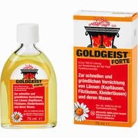 Abbildung von Goldgeist Forte Fluid 75 ml