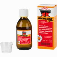 Goldgeist Forte  Fluid 250 ml