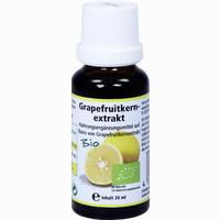 Grapefruitkernextrakt-bio  Lösung 20 ml