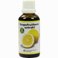 Grapefruitkernextrakt-bio  Lösung 50 ml
