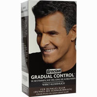 Grecian Gradual Control Für Dunkles Haar  Gel 40 ml