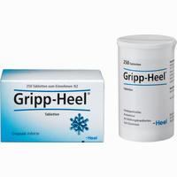 Gripp-heel Tabletten  250 Stück