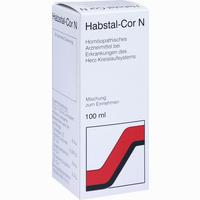 Abbildung von Habstal Cor N Tropfen 100 ml