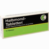 Halbmond  Tabletten 10 Stück
