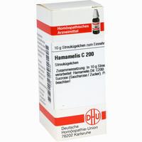 Hamamelis C200  Globuli 10 G