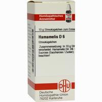 Hamamelis D6  Globuli 10 G