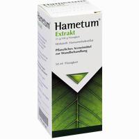 Hametum  Extrakt 50 ml