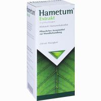 Abbildung von Hametum Extrakt 250 ml