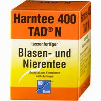 Abbildung von Harntee 400 Tad N Granulat 150 ml