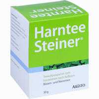 Abbildung von Harntee- Steiner Granulat 30 g