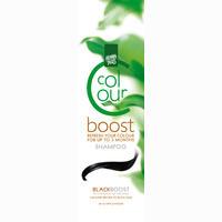 Hennaplus Colour Boost Black  Shampoo 200 ml