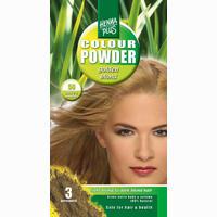Hennaplus Colour Powder Golden Blond 50  Pulver 100 g
