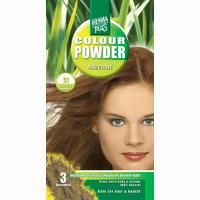 Hennaplus Colour Powder Hazelnut 51  Pulver 100 g