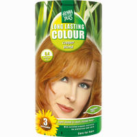 Hennaplus Long Lasting Copper Blond 8.4 100 ml