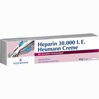 Heparin 30000 Heumann Creme   40 g