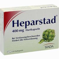 Heparstad Artischocken-kapseln  20 Stück