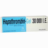 Hepathrombin 30000  Gel 100 g