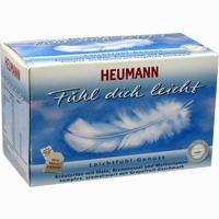 Abbildung von Heumann Tee Fühl Dich Leicht Filterbeutel 20 Stück