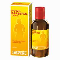 Heweberberol  Tropfen 100 ml