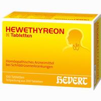 Hewethyreon N Tabletten   200 Stück