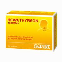 Abbildung von Hewethyreon Tabletten  100 Stück