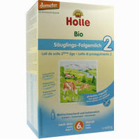 Holle Bio-Säuglings-Folgemilch 2 600 G