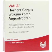 Hornerz Corpus Vitreum Comp. Augentropfen   5X0.5 ml