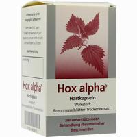 Abbildung von Hox Alpha Kapseln 50 Stück