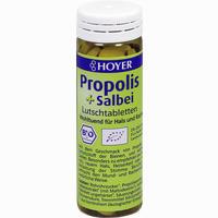 Hoyer Propolis & Salbei  60 Stück