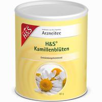 H&s Kamillenblüten (loser Tee)  Tee 60 g
