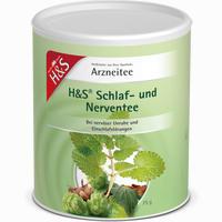 H&s Schlaf- Und Nerventee (loser Tee)  Tee 75 g