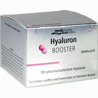 Abbildung von Hyaluron Booster Dekollete Gel 100 ml