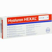 Hyaluron Hexal Fertigspritze   1 ST