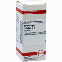 Hydrocotyle Asiatica D2  Tabletten 80 Stück