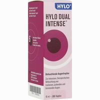 Abbildung von Hylo Dual Intense Augentropfen 10 ml