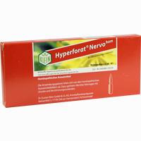 Hyperforat Nervohom  Injektionslösung 10X2 ml