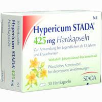 Hypericum Stada 425mg  Kapseln 30 Stück