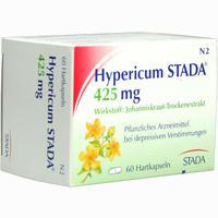Hypericum Stada 425mg  Kapseln 60 Stück