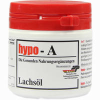 Abbildung von Hypo- A Lachsöl Kapseln 150 Stück