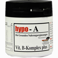 Hypo A Vitamin B Komplex Plus  Kapseln 120 Stück