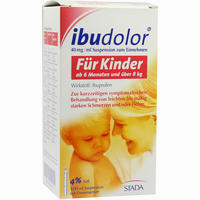 Abbildung von Ibudolor 40mg/ml Suspension Zum Einnehmen  100 ml
