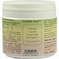 Abbildung von Icron Vital Dolomit Calcium Magnesium Basenpulver  300 g