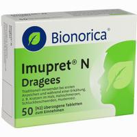 Abbildung von Imupret N Dragees Tabletten 50 Stück