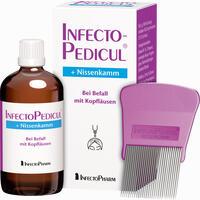 Abbildung von Infectopedicul + Nissenkamm Lösung 100 ml