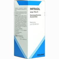 Infragil Spag. Peka N  Tropfen 100 ml
