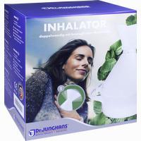 Inhalator Kunststoff Doppelwandig Mit Beweglichem Mundstück 1 Stück